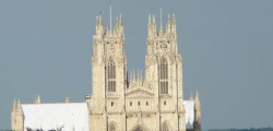Beverley Minster Virger Neil Pickford will be co-hosting a special tour of Beverley Minster on Monday 6th July for anyone sufficiently able-bodied to get into the roof.