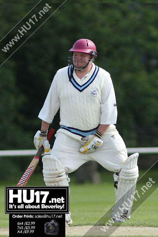Beverley Town Knocked Out Of Hunters Cup By Studley Royal