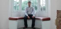 David Boynton Takes One Last Look At The Westwood Hospital