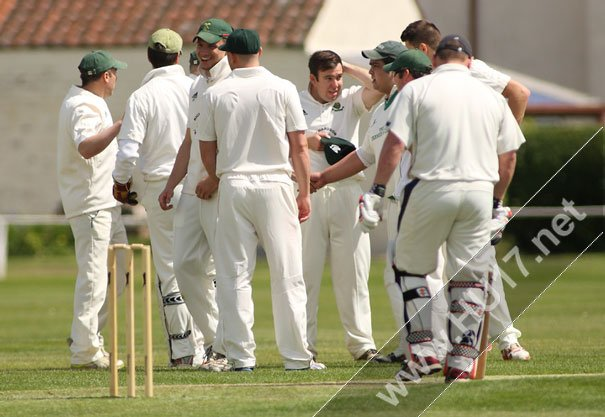 Stamford Bridge Beat Beverley By Six Wickets at Norwood