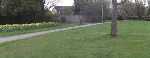 Say No to Development on Grovehill Road Field