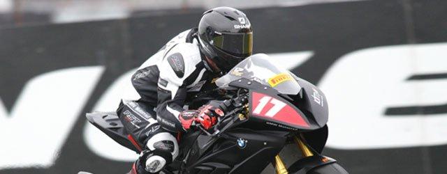 Dominic Usher Crashes Out at Donington Park