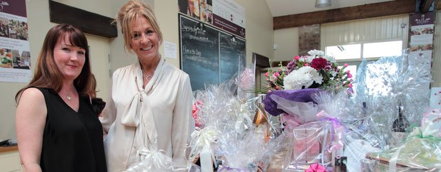 Nicky Brown 'Overwhelmed After Fashion Raises Over £600 For St Anne's