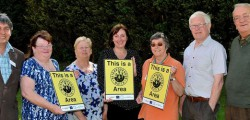 Neighbourhood watch co-ordinators from across the East Riding attended a networking event organised by East Riding of Yorkshire Council.