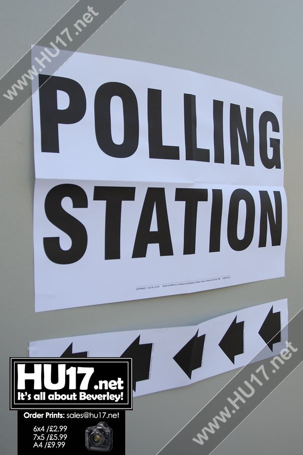 Longcroft Goes To The Polls