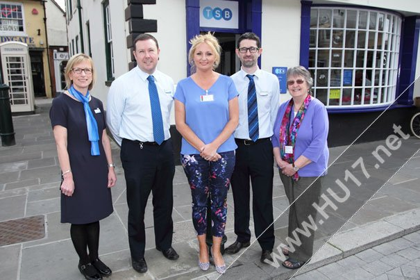 TSB Beverley Name Cherry Tree Centre as their Charity of the Year