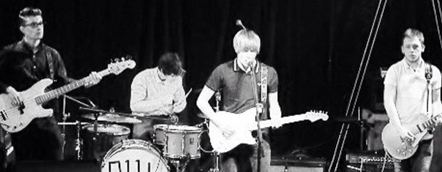The Chadelics At Quiet Riot - Infectious Indie Guitar Rock From Highly Rated Cumbrian Band