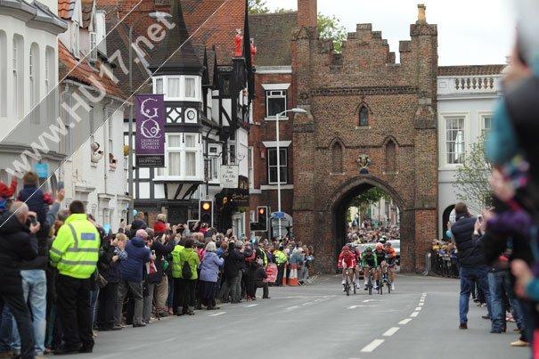 GALLERY : Tour de Yorkshire Passes Through Beverley