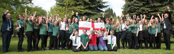 Longcroft School Choir Will Welcome Rugby World Cup 2015