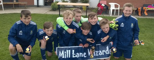 Mill Lane Wizards Win Poppleton Juniors Tournament