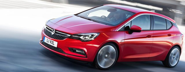 All-New Astra Available to Order at Evans Halshaw Beverley