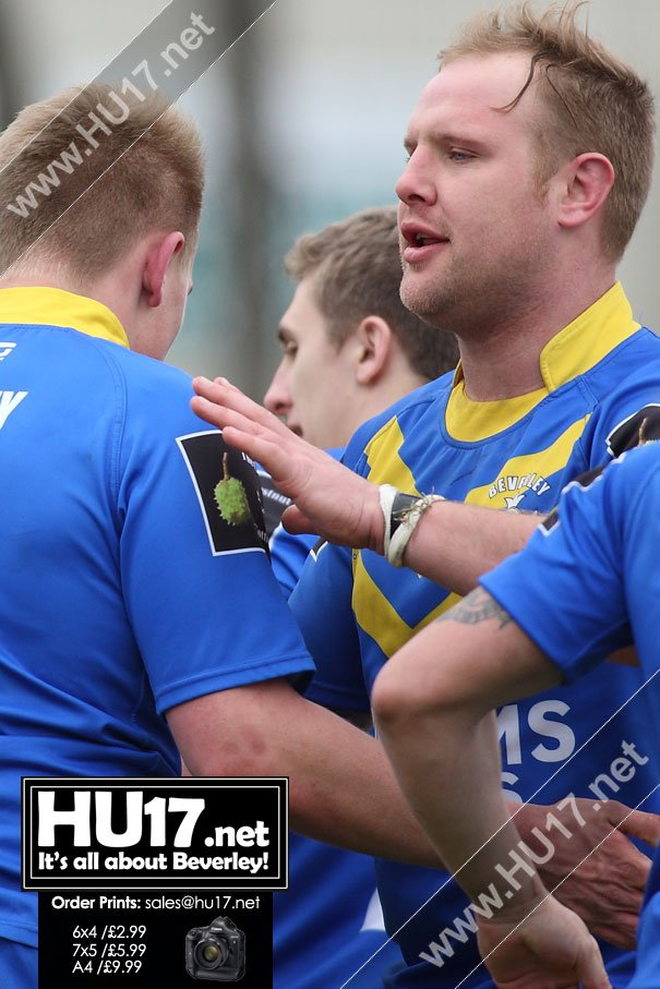 Blue & Golds Acknowledge Players Efforts At Annual Awards