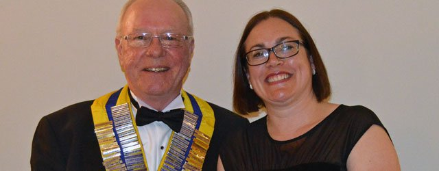 Beverley Rotary Club Donate Funds to St Andrew's Children's Hospice