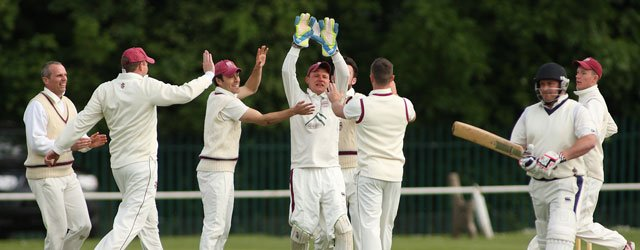 Beverley Town Frustrate Sheriff Hutton Bridge at Norwood