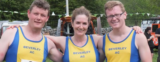 Beverley AC Runners Take On Two Very Different Races