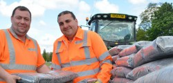 East Riding of Yorkshire Council's annual compost giveaway enjoyed one of its most successful years yet – with around 5,000 bags given free to residents.