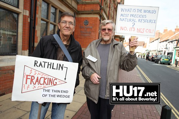 Fracking Protesters Prepare For Latest Battle With ERYC Planners