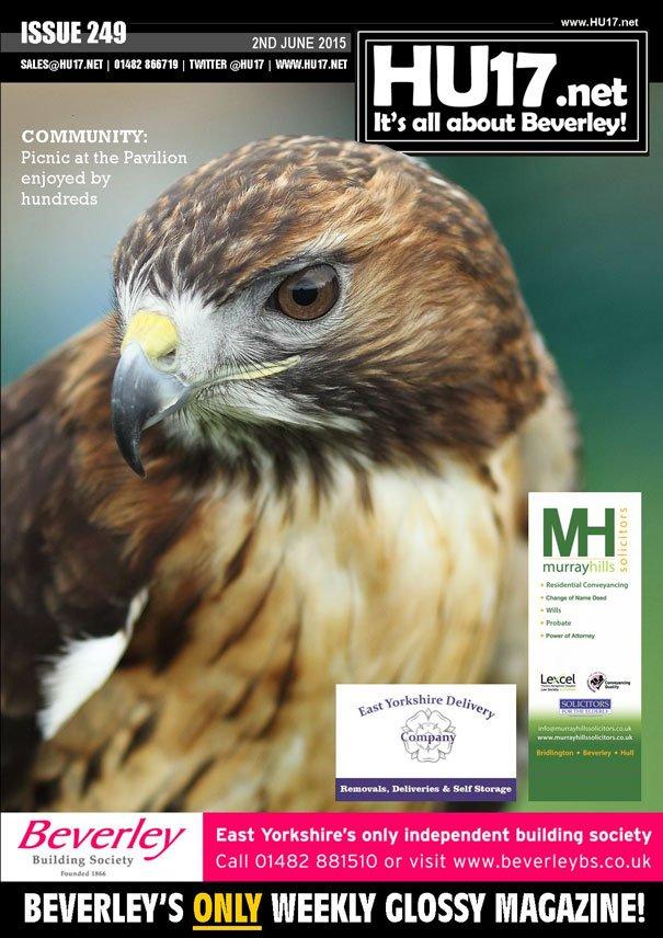HU17.net Magazine Issue 249