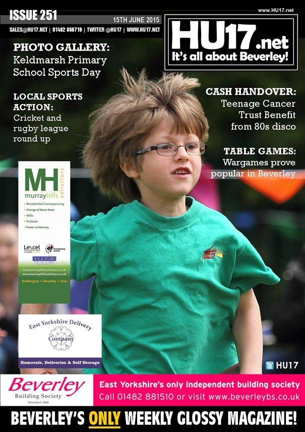 HU17.net Magazine Issue 251