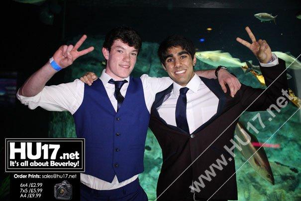 Longcroft Y13 Prom @ The Deep