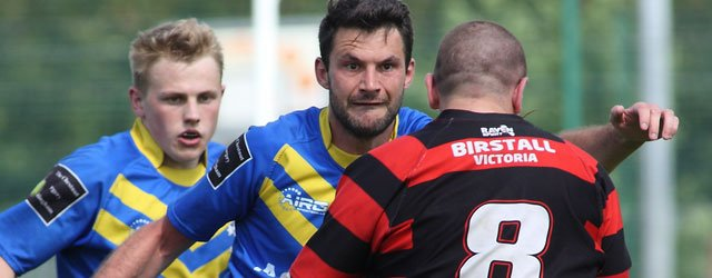 RUGBY LEAGUE: Blue & Golds Claim Victory at the Leisure Centre