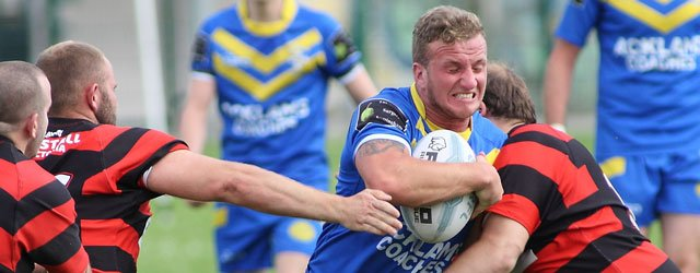RUGBY LEAGUE : Beverley Beaten in West Yorkshire