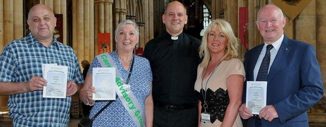 Extraordinary Dedication Of Carers Celebrated