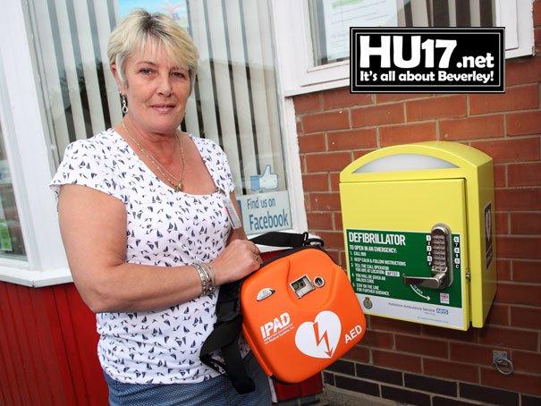 Two Defibrillators Installed on Swinemoor