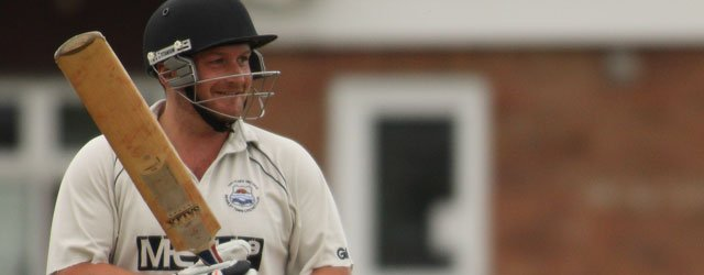 Captains Innings From Fisher Ends Beverley's Losing Streak