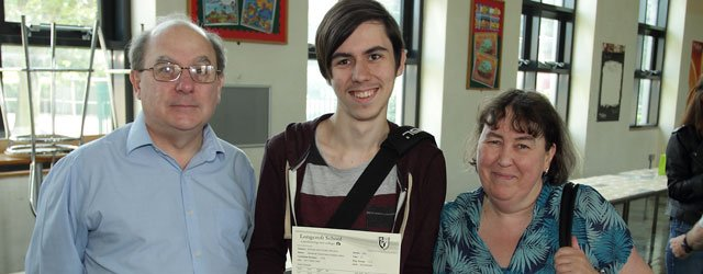 Longcroft School Six Form Receive National Praise