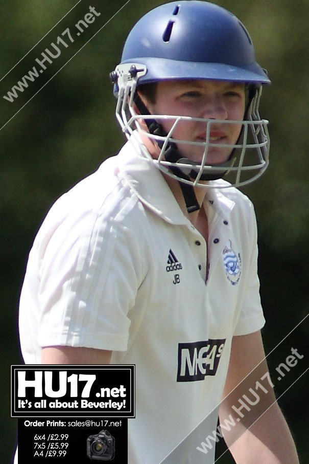 Broekhuizen in the Runs But Beverley Are Held at Home