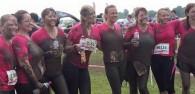 TIR Training Staff Get Pretty Muddy For Charity