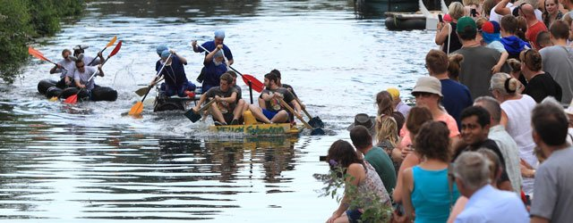 MP To Officially Open Ever Popular Raft Race