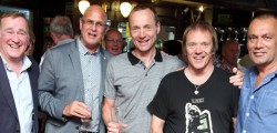 Friends from years gone by from Beverley all got together for a one of party this weekend.