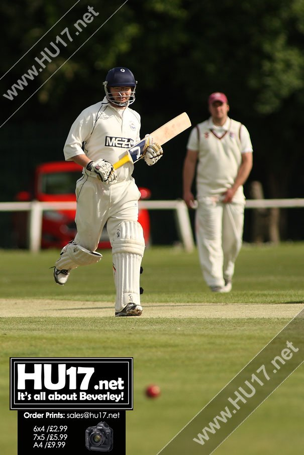 CRICKET : Woeful Beverley Thrashed By Hull