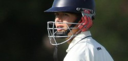 Will Harrison scored an unbeaten 83 as Beverley Town Cricket Club beat Humbleton by five wickets at the Norwood Recreation Ground.