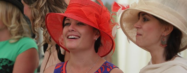 Ladies Take Centre Stage at Beverley for The Journal Ladies' Day