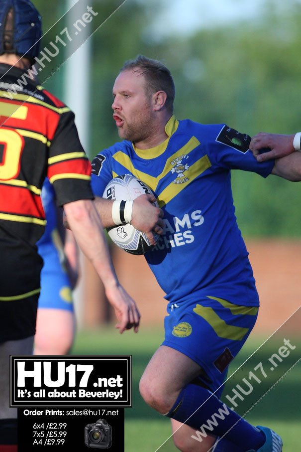 Louis Hubbard To Return For Beverley As They Take On Hull