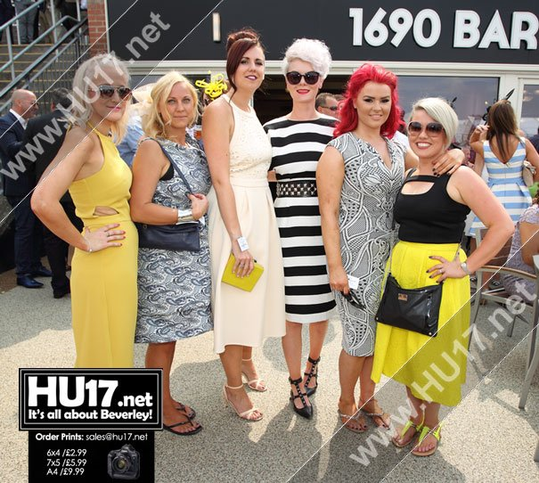 OUT & ABOUT : Beverley Races Ladies Day 2015 Part II
