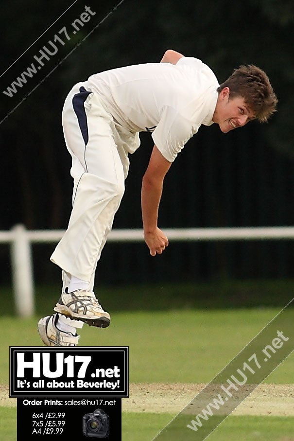 Beverley Struggle As Dunnington Win at Norwood