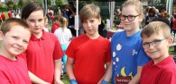 St Nicholas School Virgin Fiver Challenge