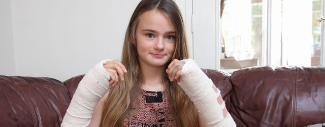 Mother Urges Parents To Be Cautious After Daughter Is Injured On Rope Swing