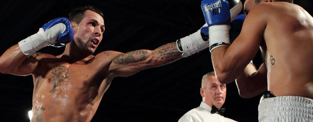 Mouneimne in Good Shape Ahead Of British Title Bout