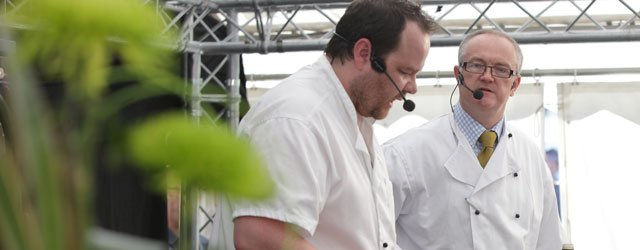 Beverley Food Festival : Young Chefs' Battle Of The Saucepans