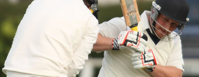 Fisher Century Helps Secure Win For Beverley Town