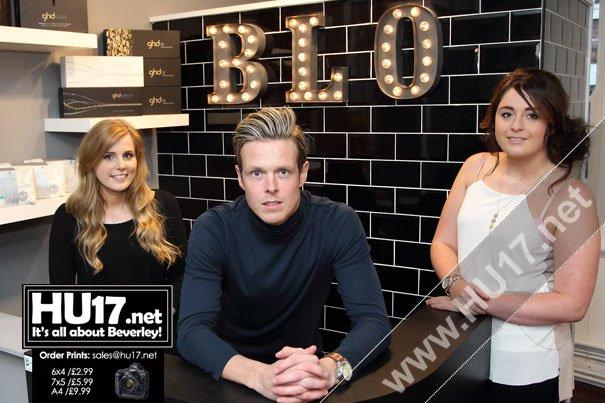 GALLERY : Blo Hair Studio Launch Night