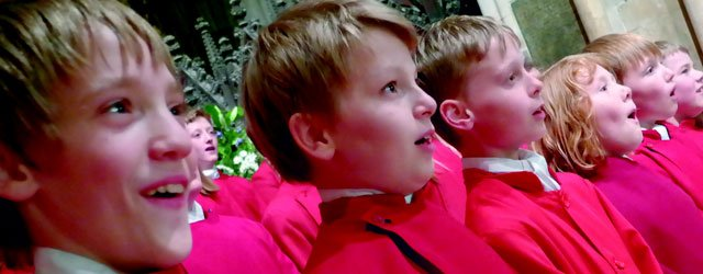 Beverley Minster Recruiting For Boys' Choir