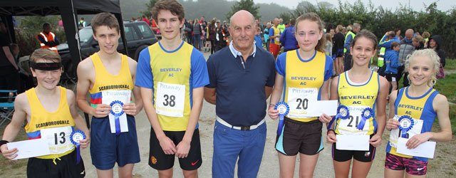 GALLERY : Beverley AC College Canter @ Bishop Burton College