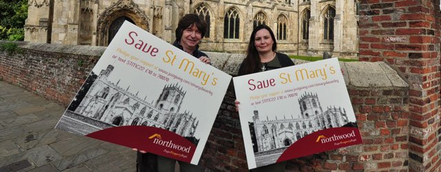 Northwood Get Behind The 'Save St Mary's' Campaign'
