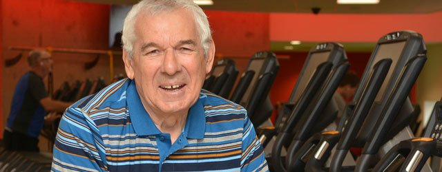 Veteran Is Fighting Fit Thanks To Leisure Team